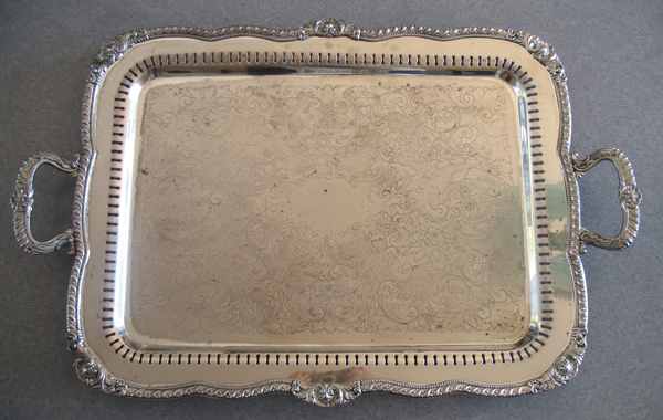 Tray AFTER getting feet back and polished