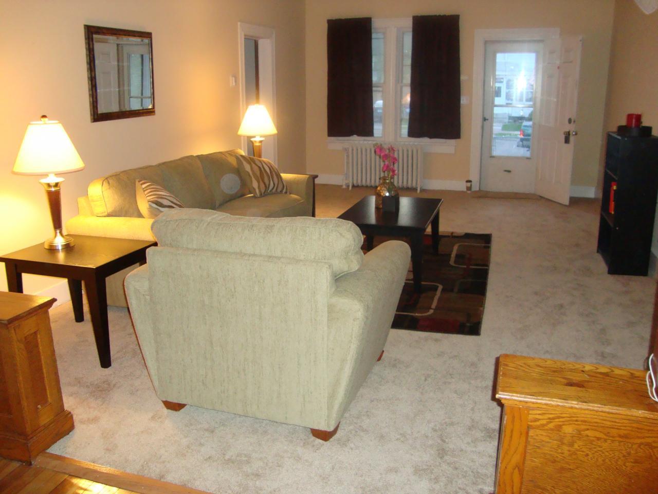 956 Clark Living Room - after