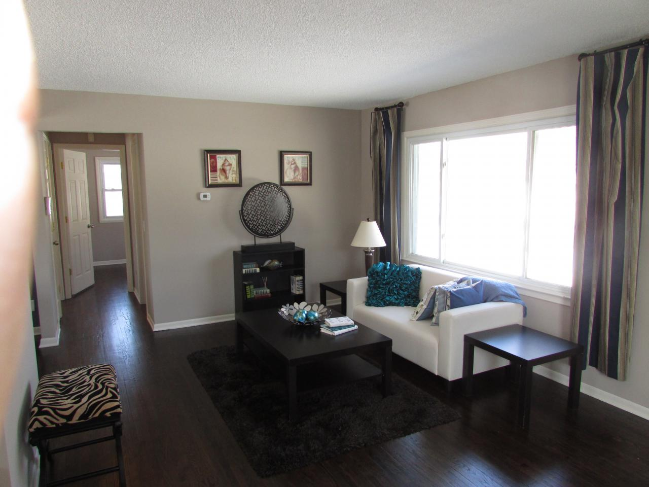 Magnolia Living Room - after