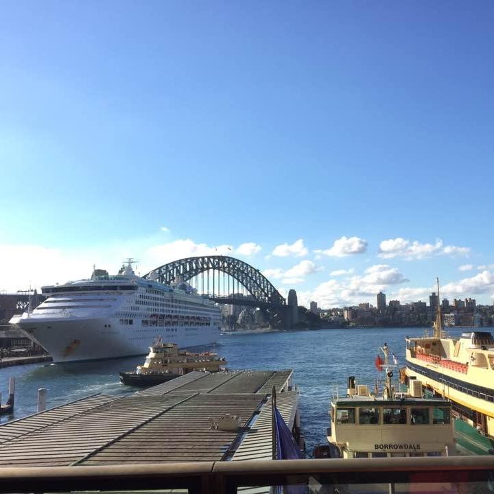 Sydney by Kevin Nansett for The Doubtful Traveller