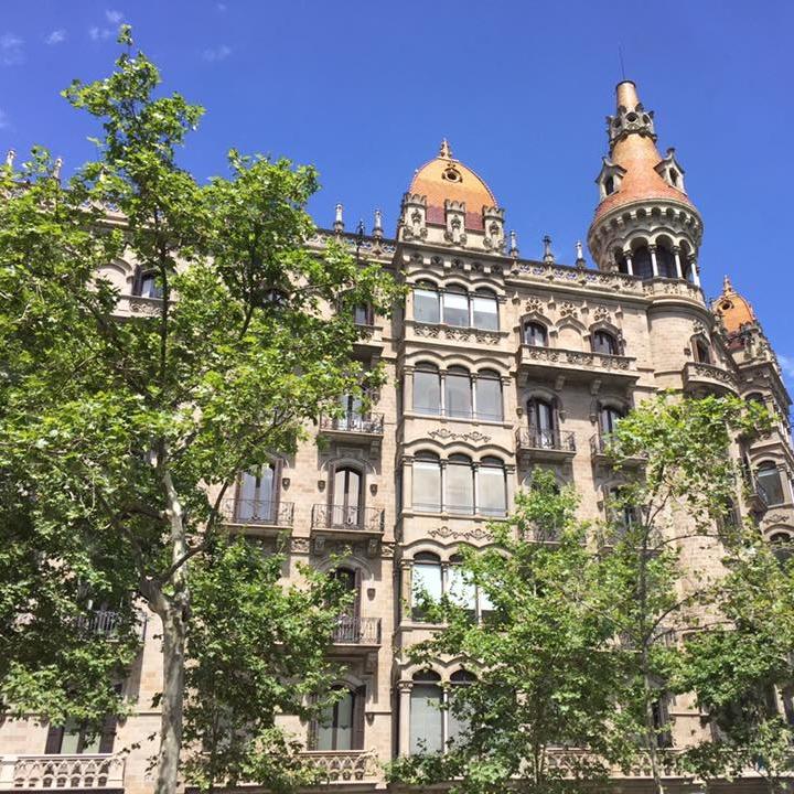 Barcelona by Kevin Nansett for The Doubtful Traveller