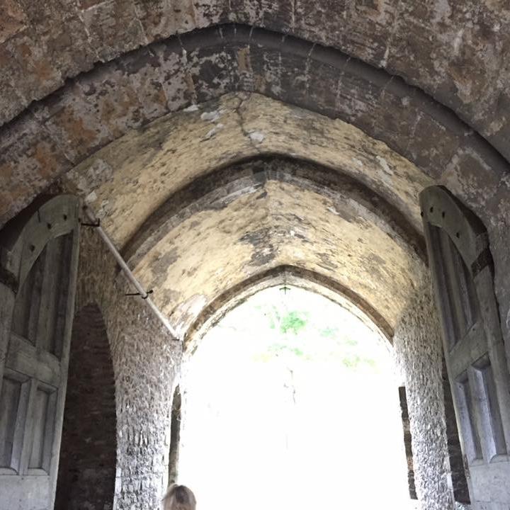 Dover Castle by Kevin Nansett for The Doubtful Traveller