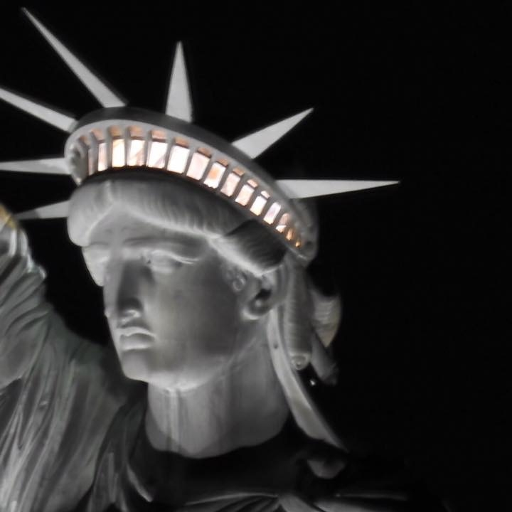 Statue of Liberty, New York by Kevin Nansett for The Doubtful Traveller