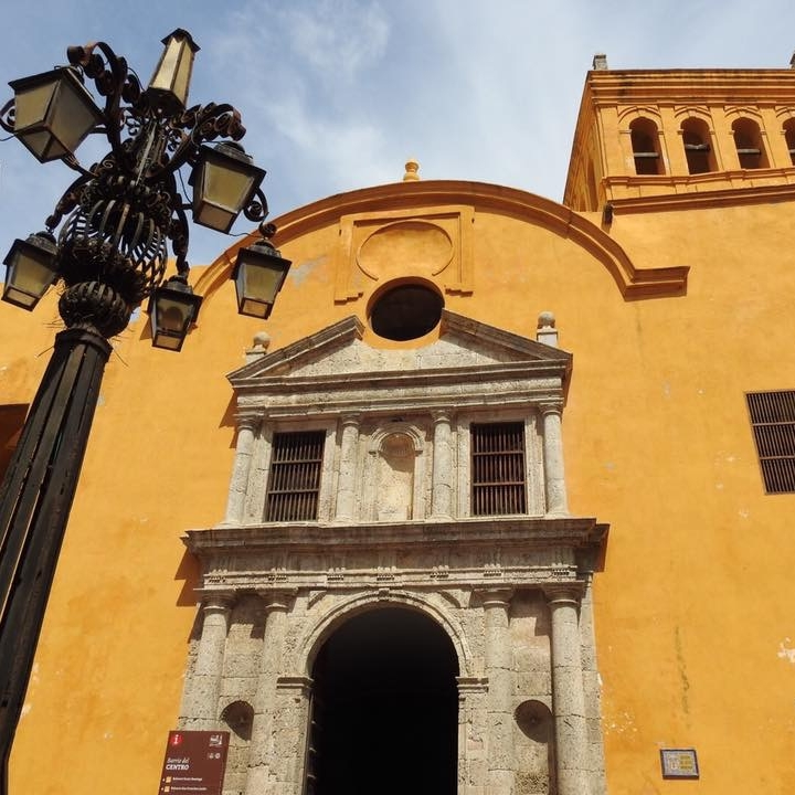 Cartagena, Colombia by Kevin Nansett for The Doubtful Traveller