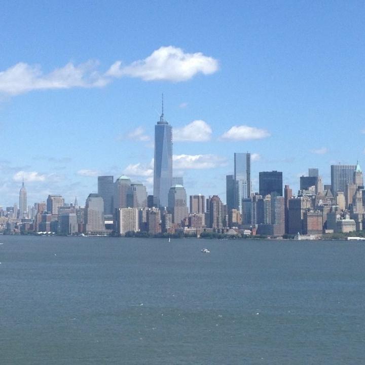 New York skyline by Kevin Nansett for The Doubtful Traveller