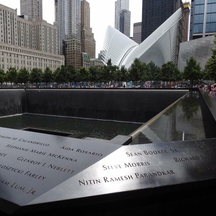 9/11 Memorial, New York by Kevin Nansett for The Doubtful Traveller