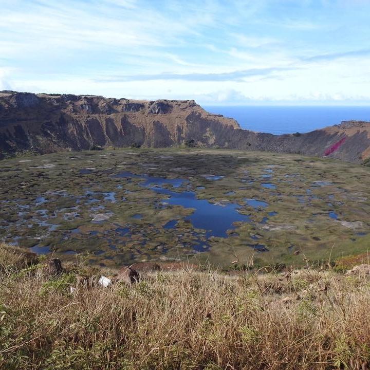 Easter Island. Kevin Nansett for The Doubtful Traveller