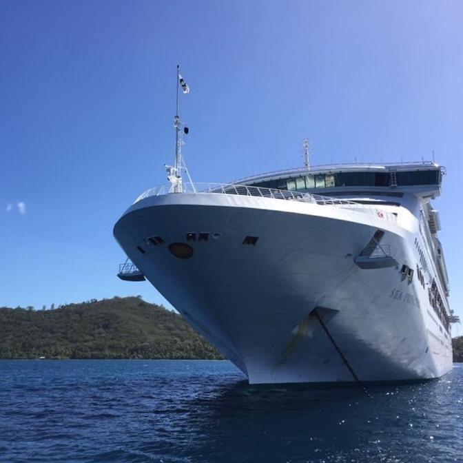 Tahiti. Kevin Nansett for The Doubtful Traveller