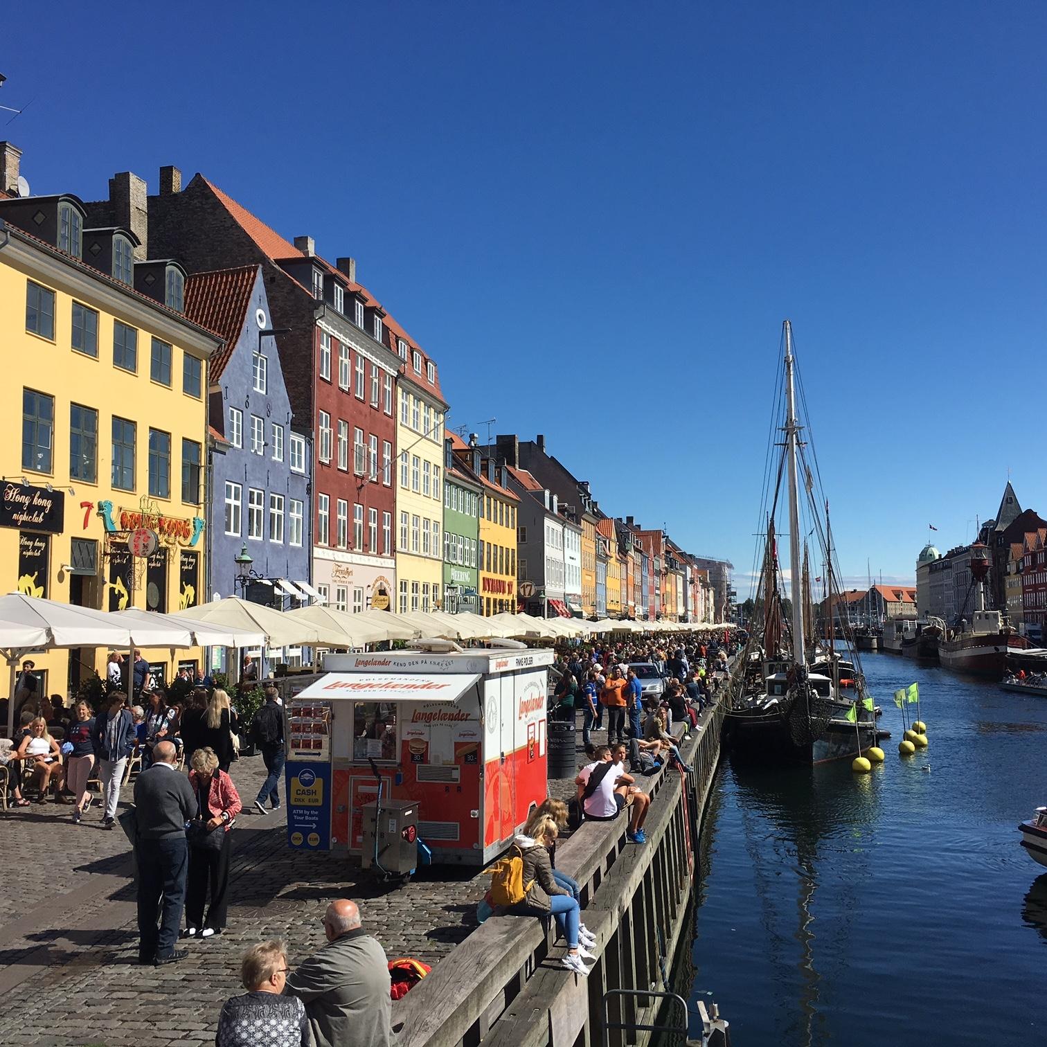Copenhagen by The Doubtful Traveller