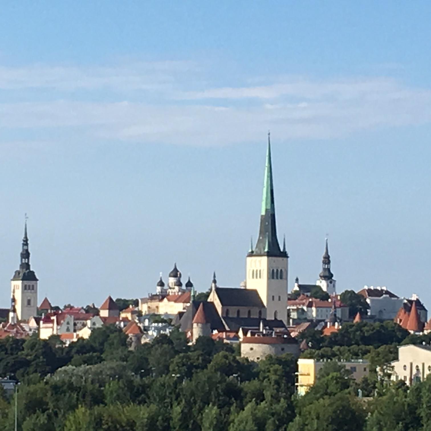 Tallin, Estonia by The Doubtful Traveller