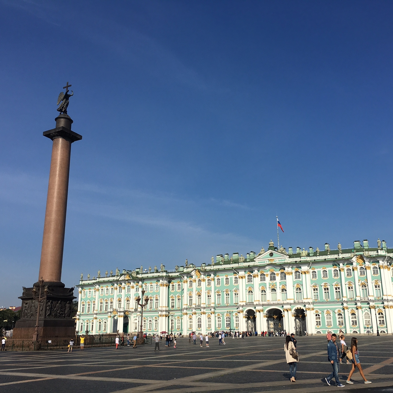 St Petersburg by The Doubtful Traveller