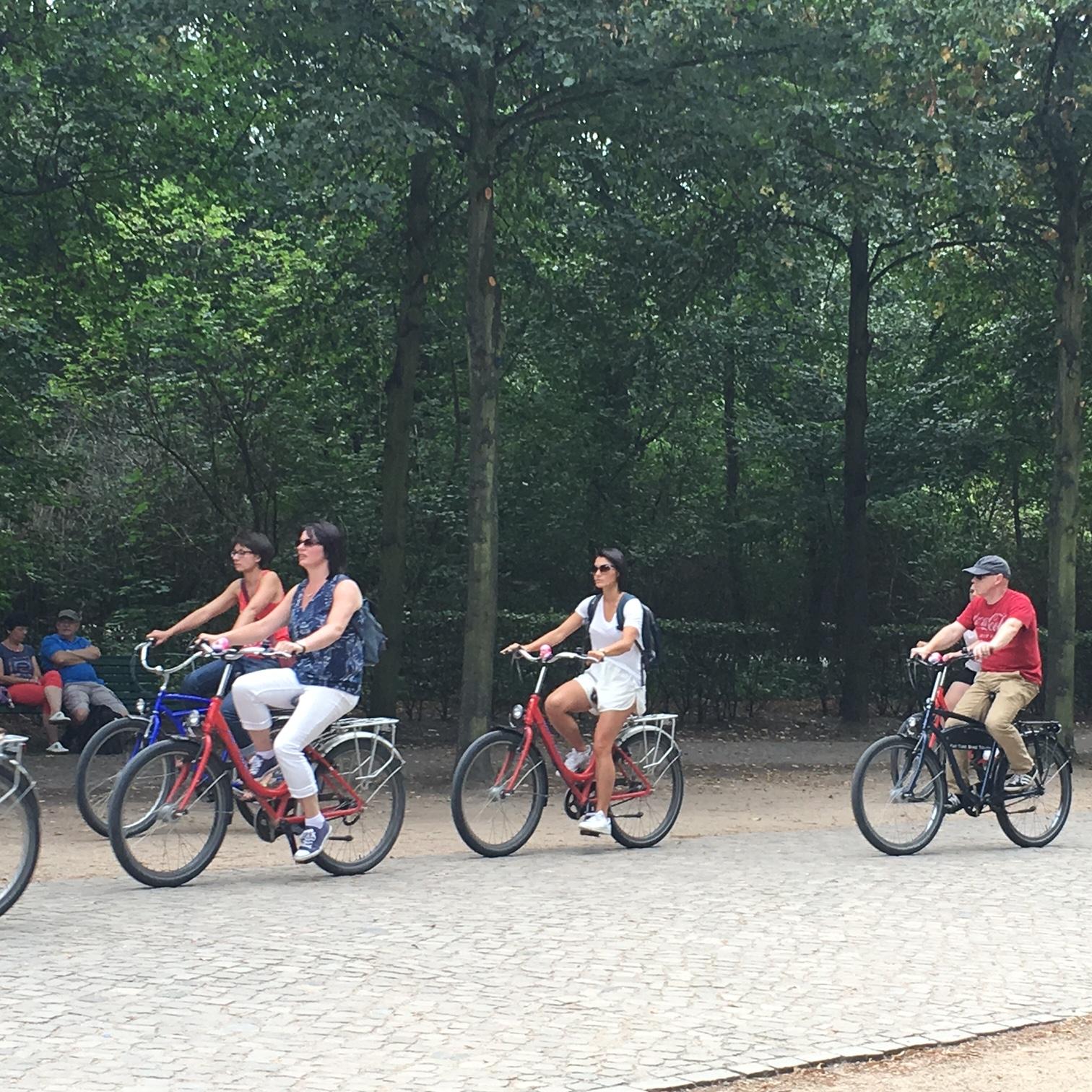 Tiergarten, Berlin by The Doubtful Traveller