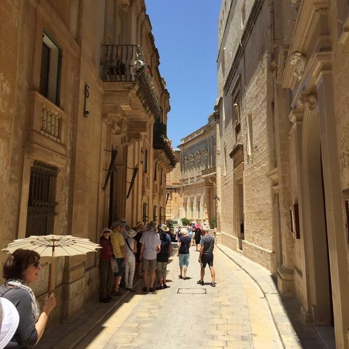 Malta by Kevin Nansett for The Doubtful Traveller