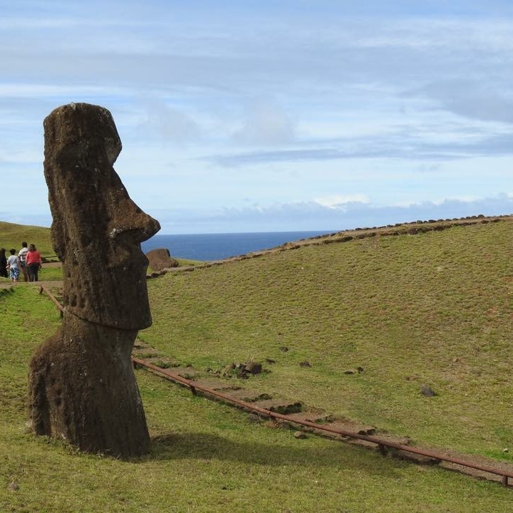 Easter Island by Kevin Nansett for The Doubtful Traveller