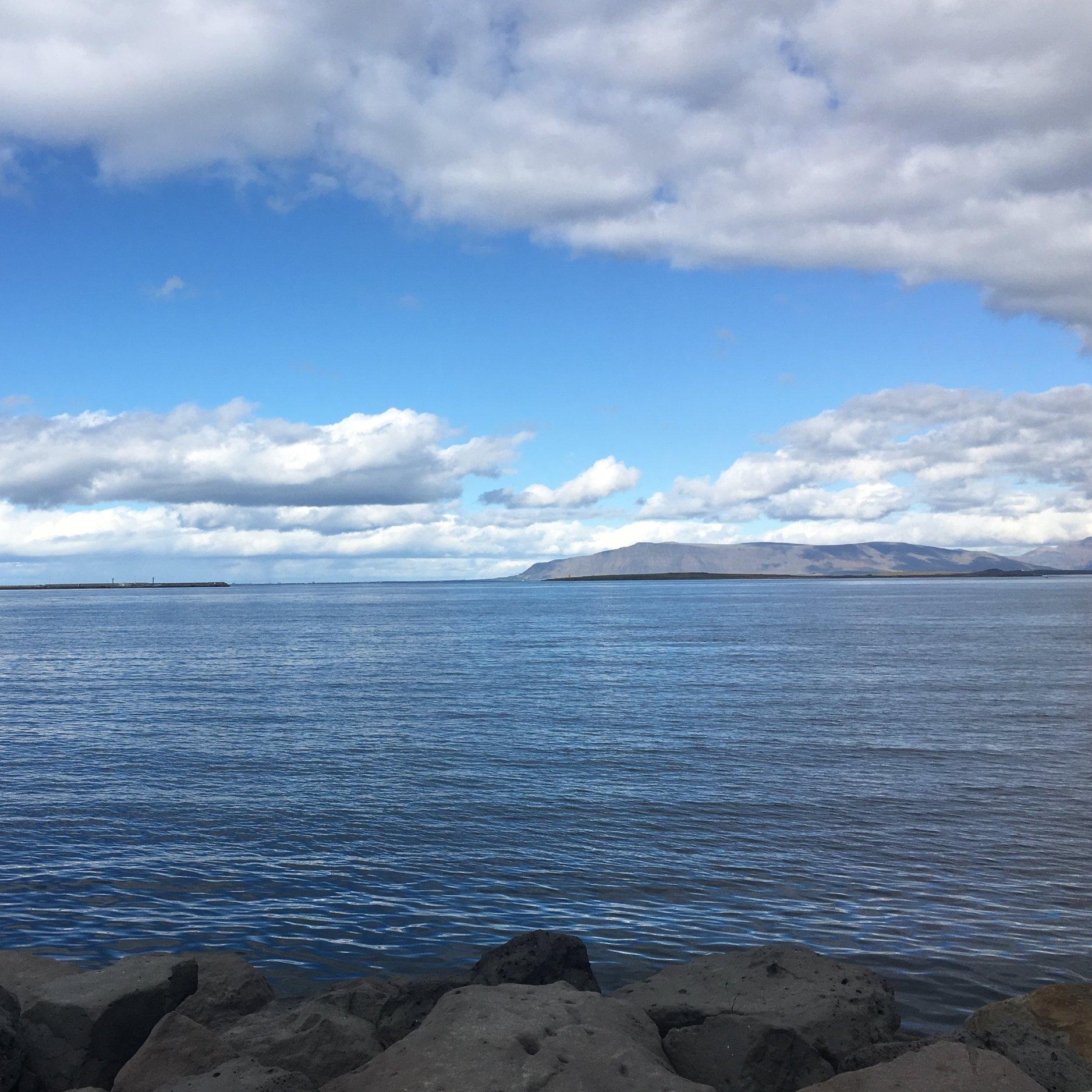 Harbour, Reykjavik by The Doubtful Traveller