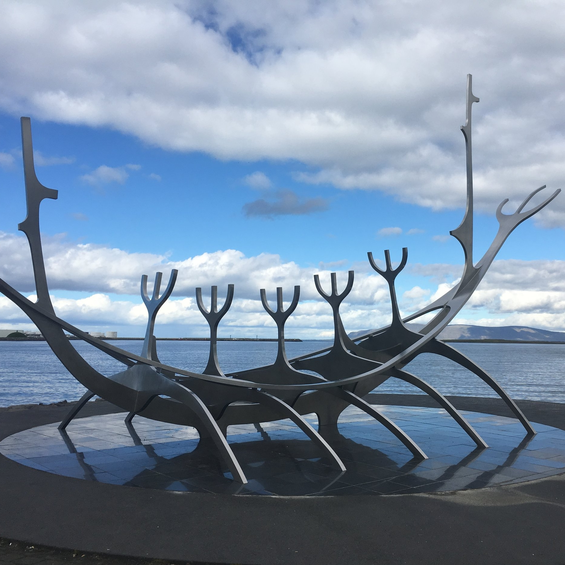 Suncraft, Reykjavik by The Doubtful Traveller