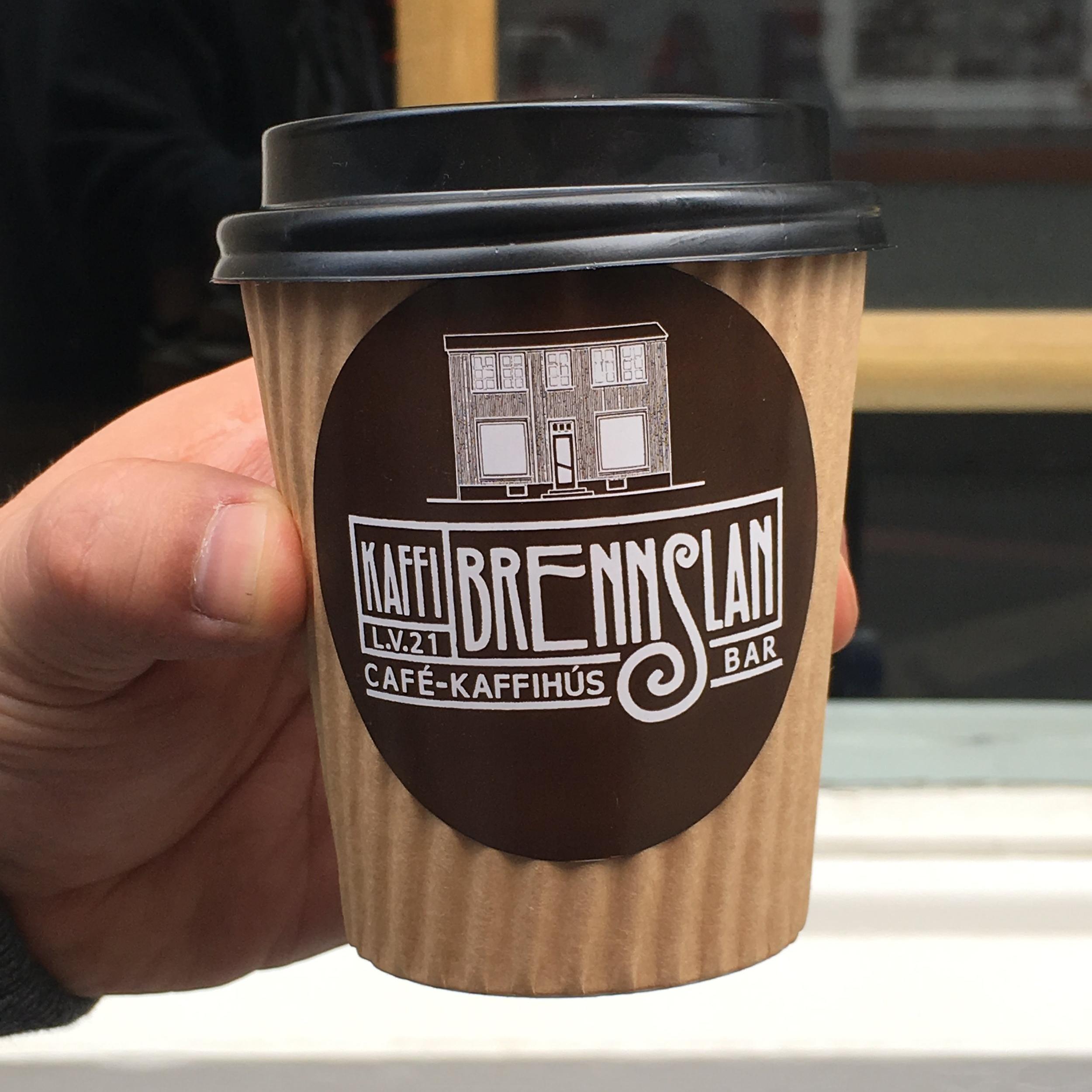 Coffee, Reykjavik by The Doubtful Traveller