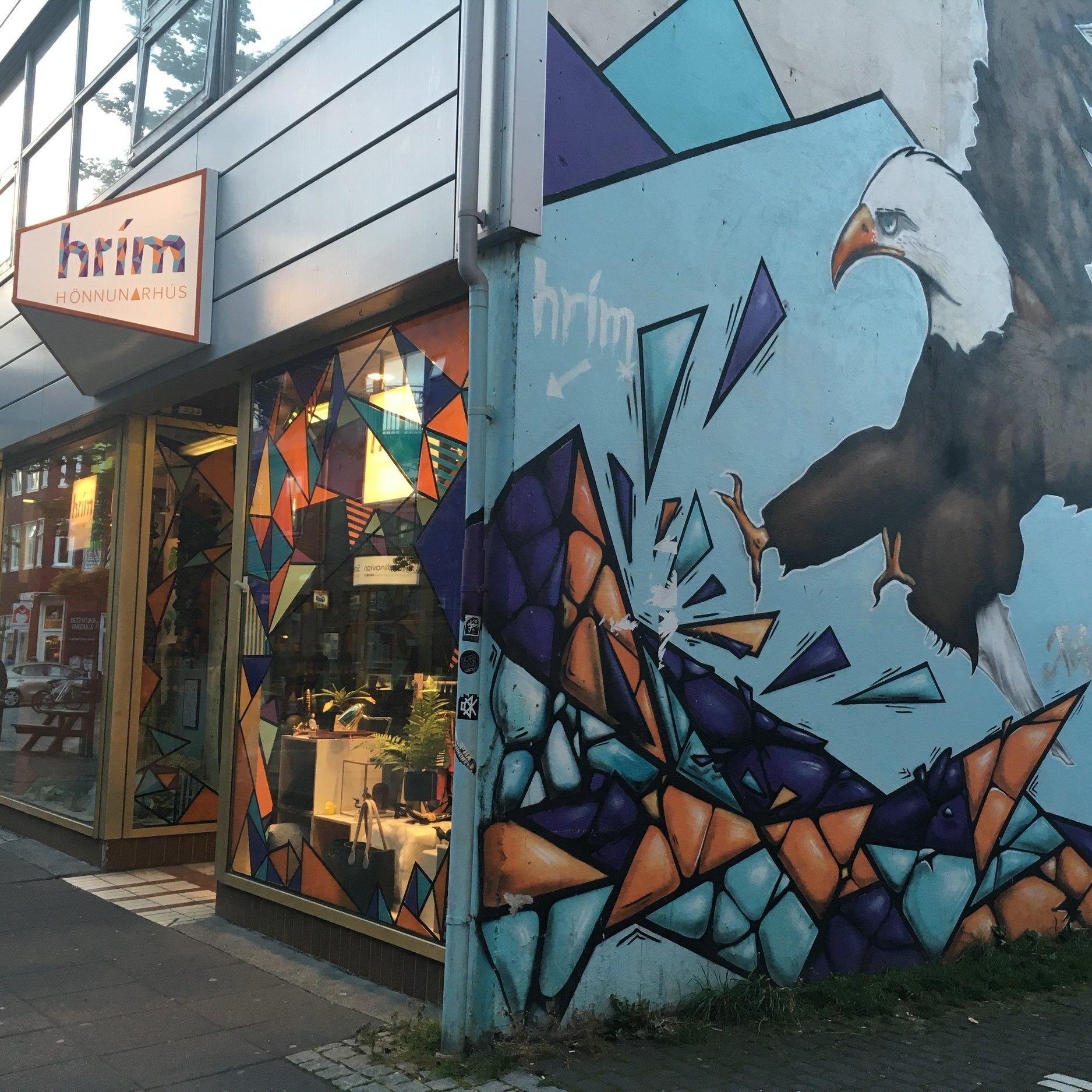 Shopping, Reykjavik by The Doubtful Traveller