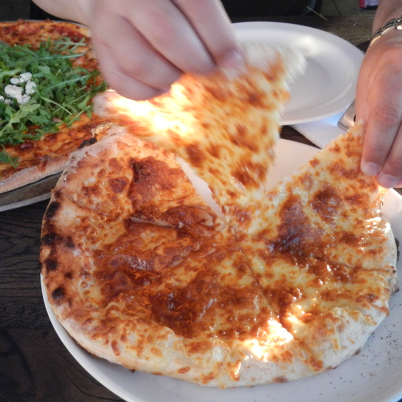 Pizza, Reykjavik by The Doubtful Traveller
