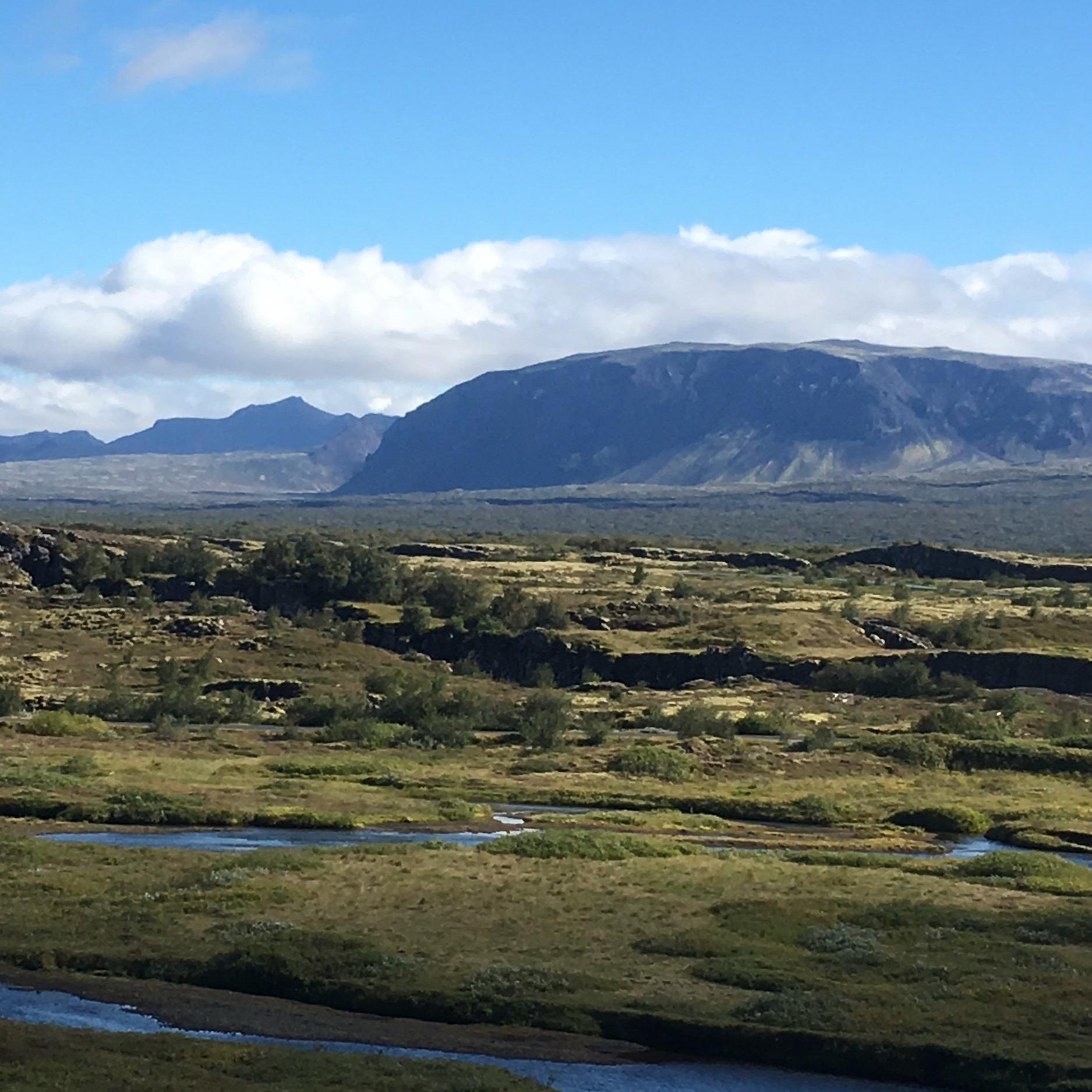 Pingvellir National Park, Iceland by The Doubtful Traveller