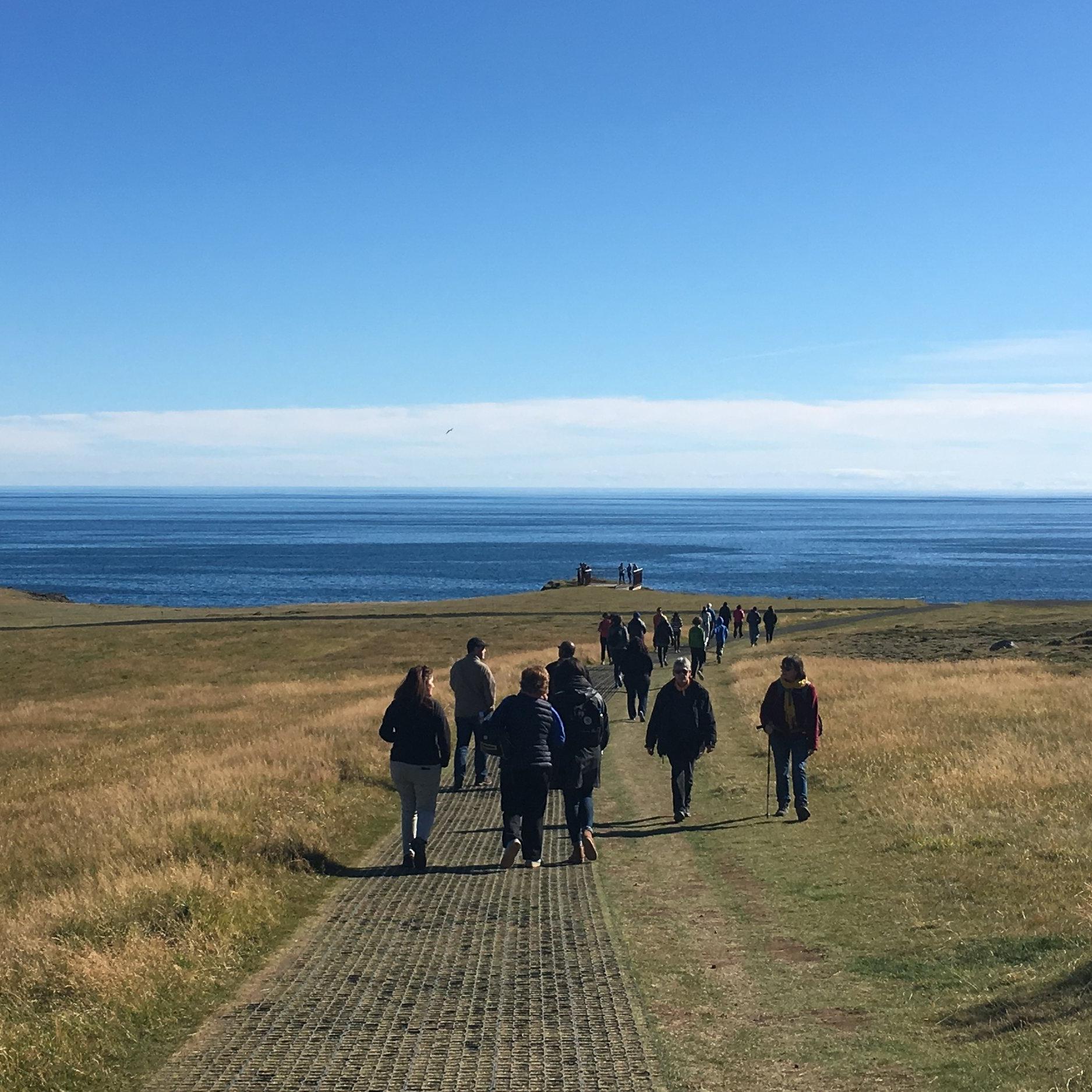 Arnarstapi, Iceland by The Doubtful Traveller