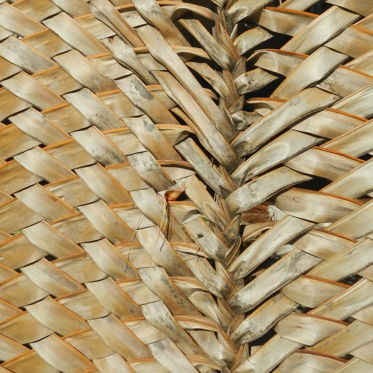 Weaving, Noumea by The Doubtful Traveller
