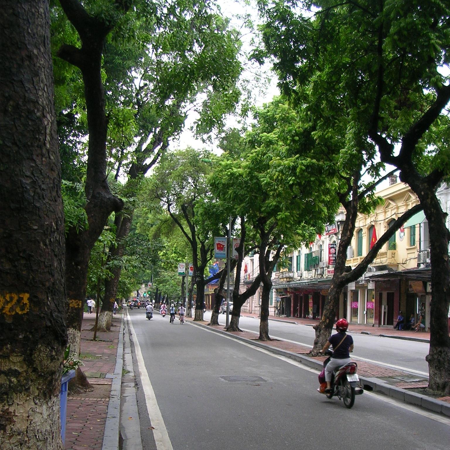 Nha Tho area, Hanoi by The Doubtful Traveller