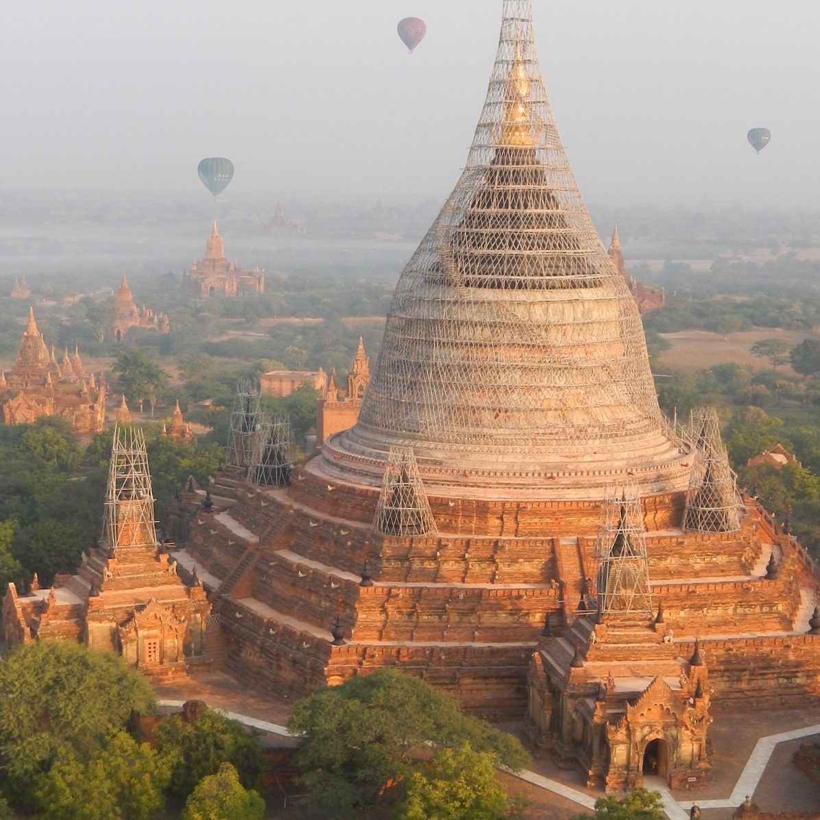 Temples of Bagan, Myanmar (Burma) by The Doubtful Traveller