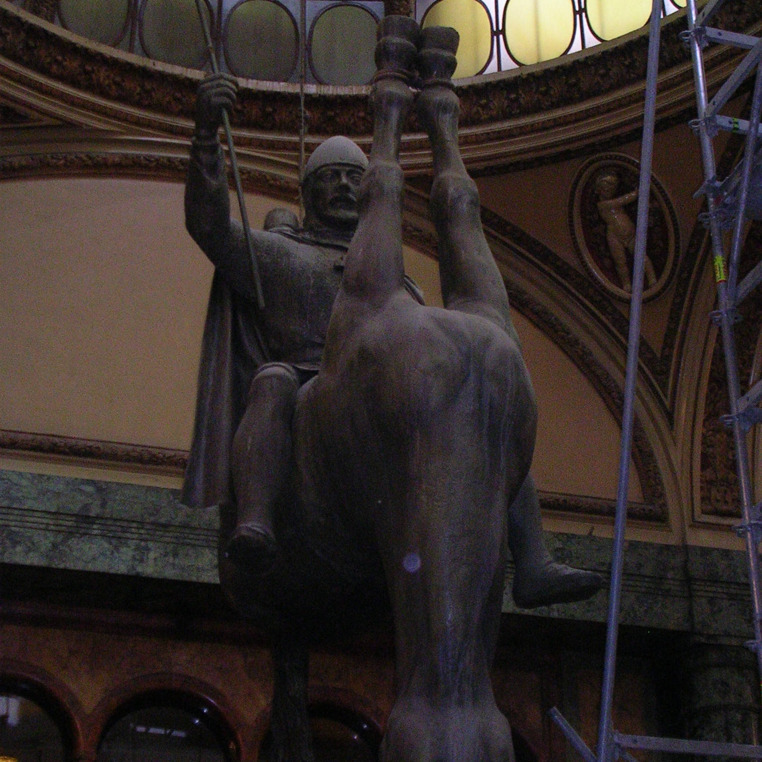 Good King Wenceslas, Prague by The Doubtful Traveller
