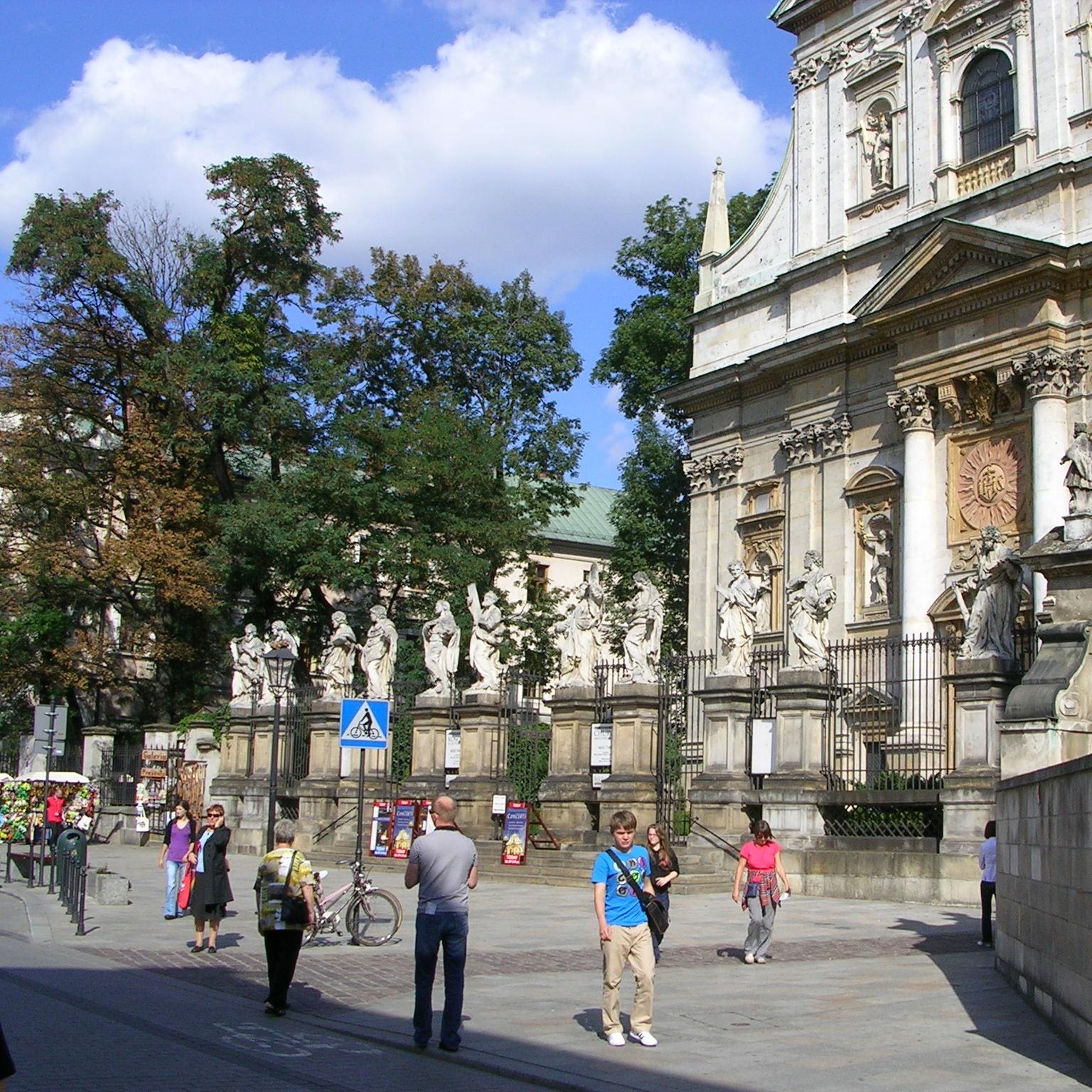 Krakow by The Doubtful Traveller
