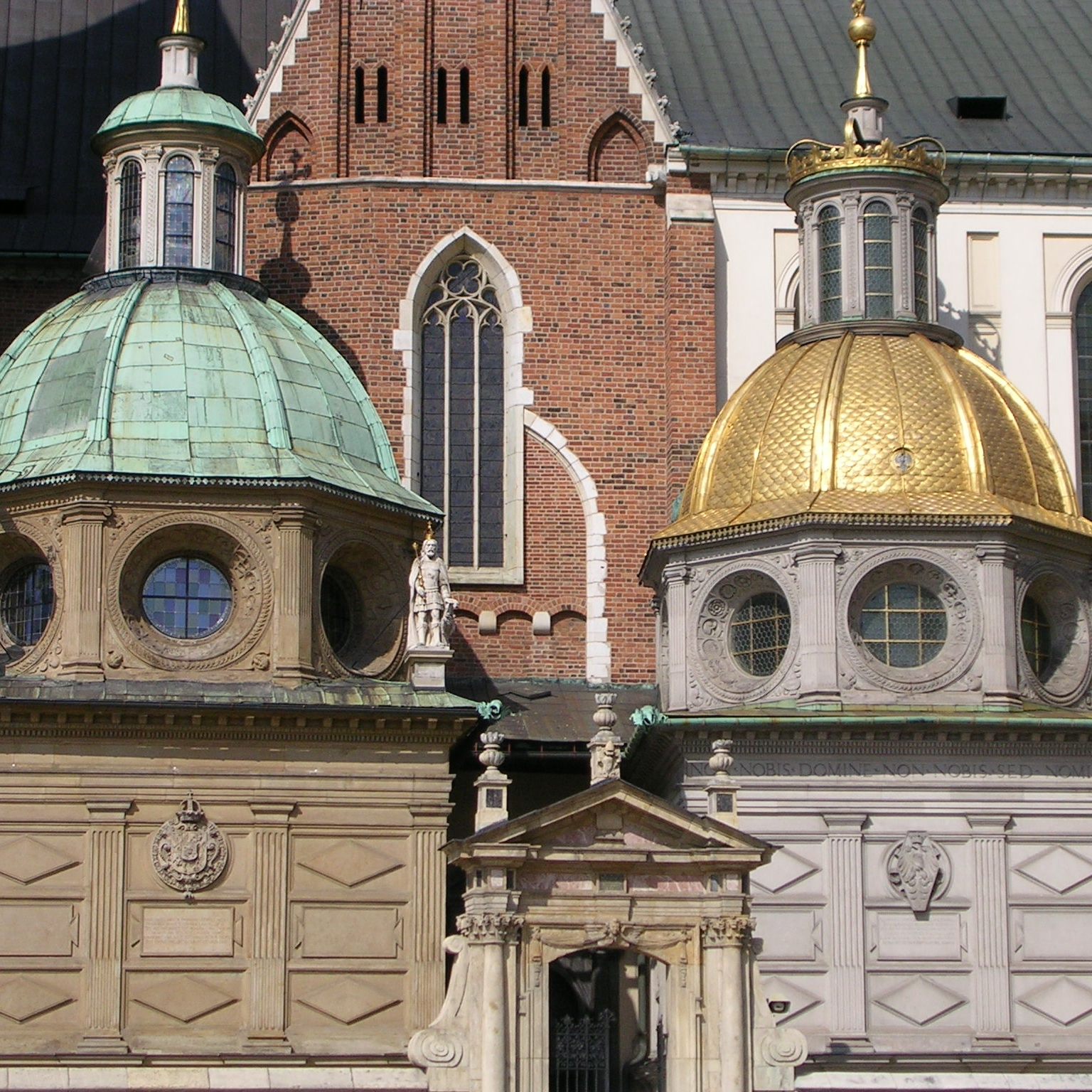 Wawel Royal Cathedral of St Stanislaus BM and St Wenceslaus M, Krakow by The Doubtful Traveller