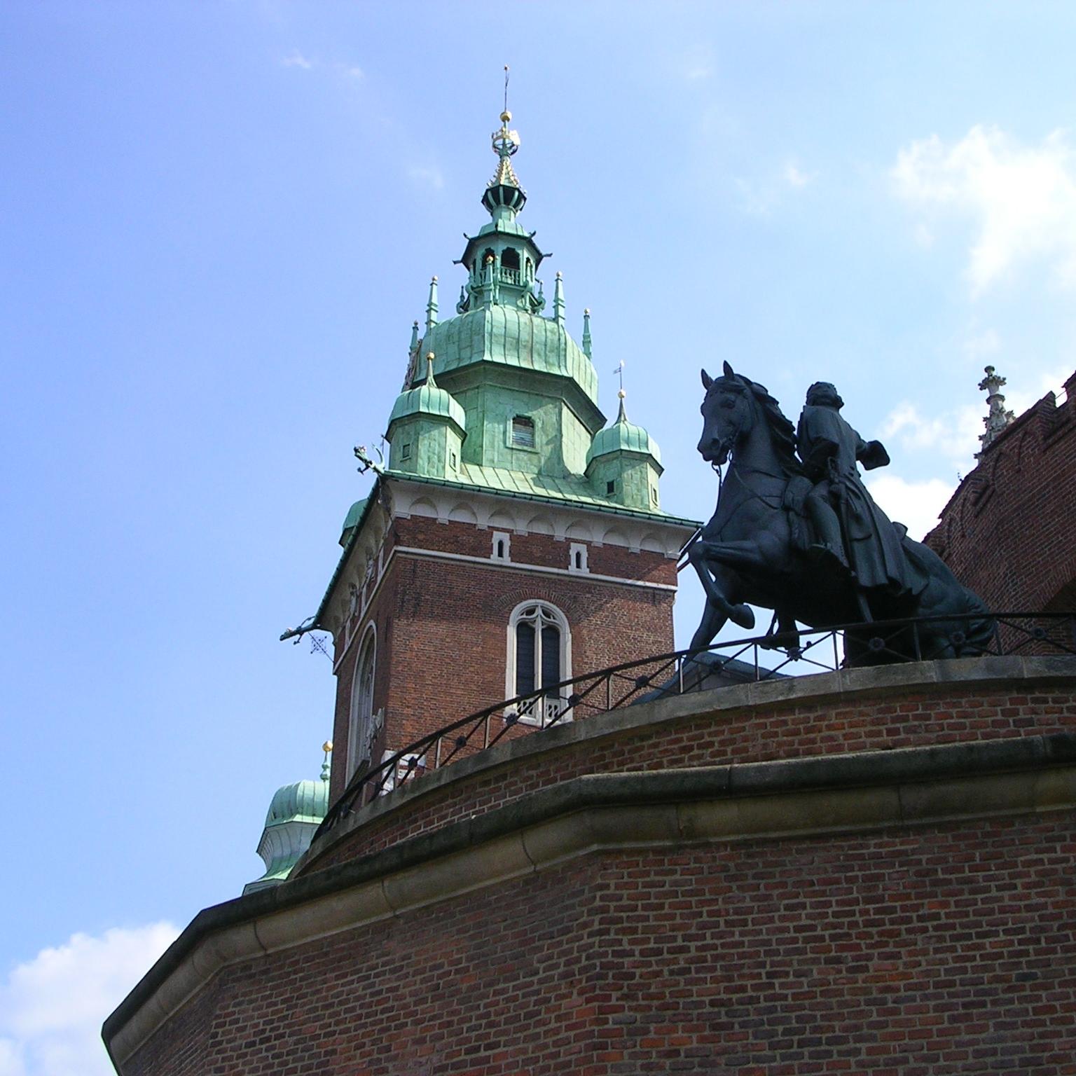 Wawel Castle, Krakow by The Doubtful Traveller