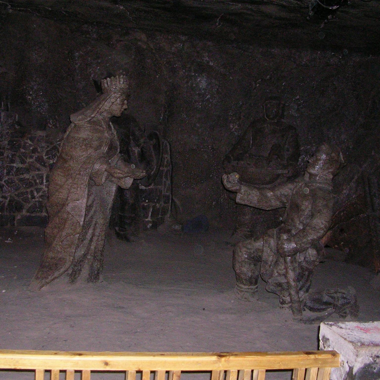 Wieliczka Salt Mines, Krakow by The Doubtful Traveller