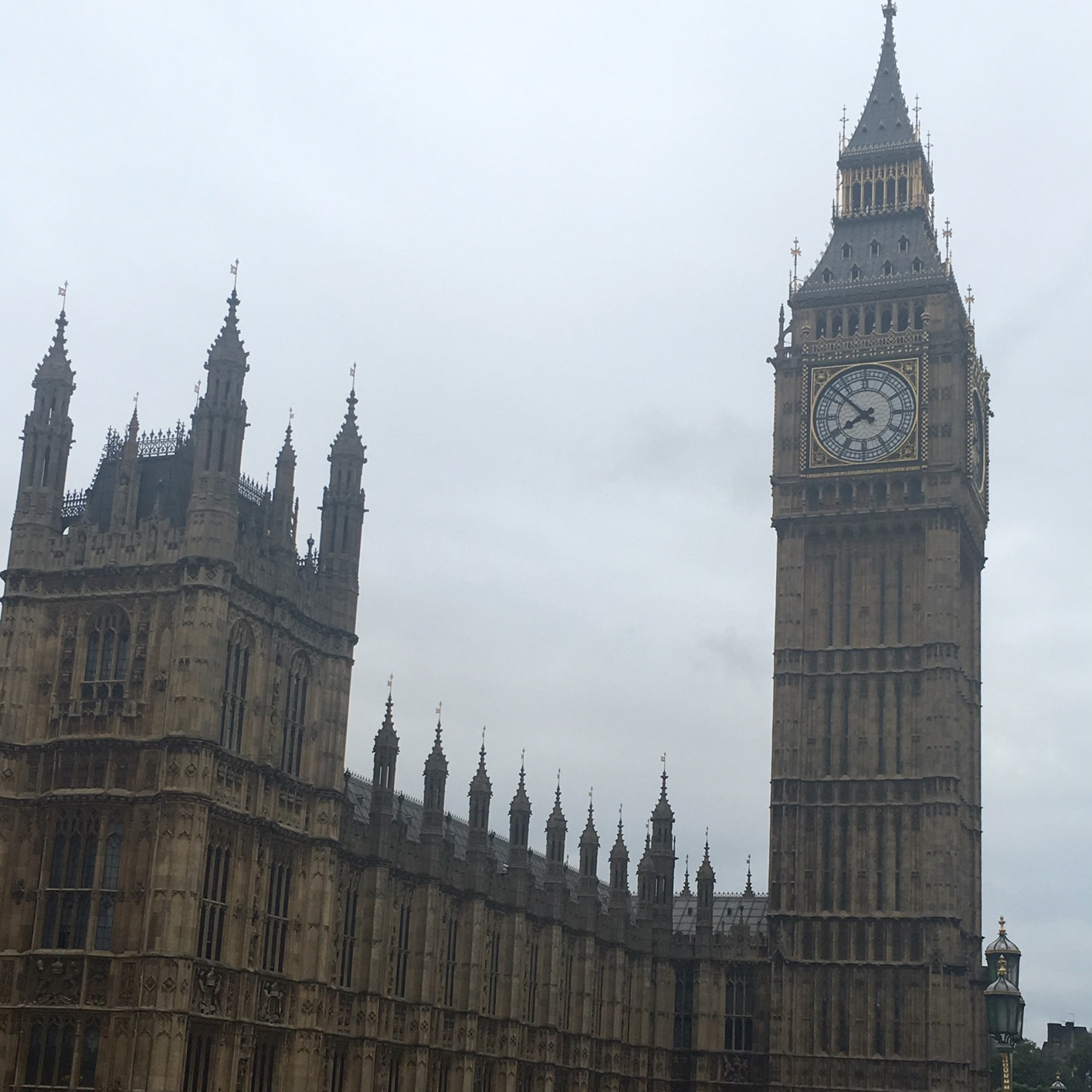 Parliament Buildings, London by The Doubtful Traveller