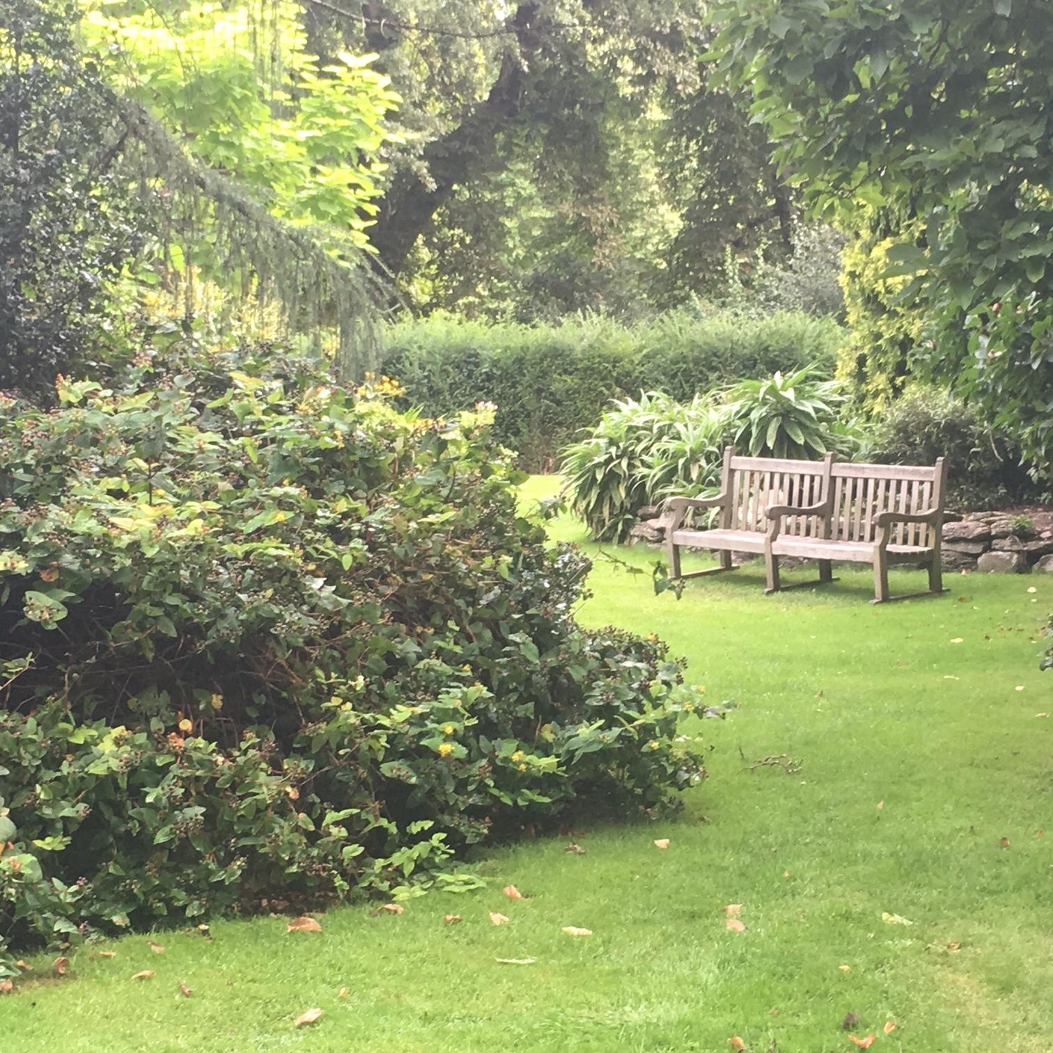 Kensington Garden, London by The Doubtful Traveller