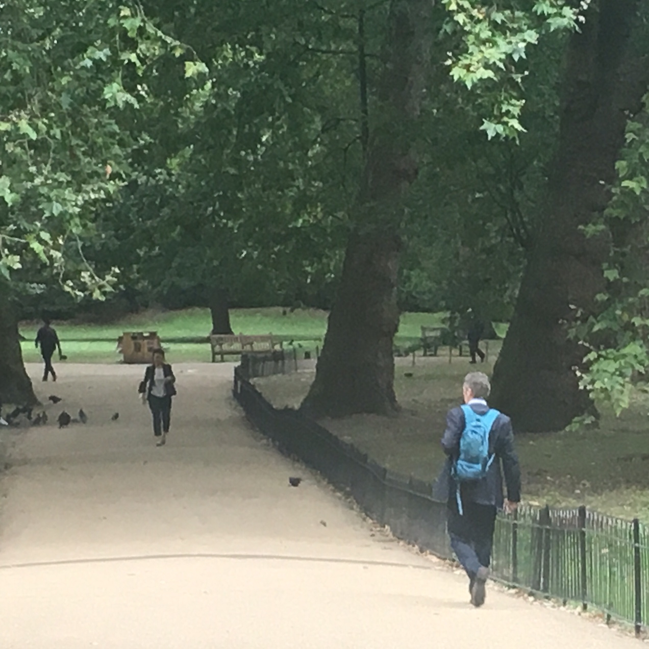 St James's Park, London by The Doubtful Traveller