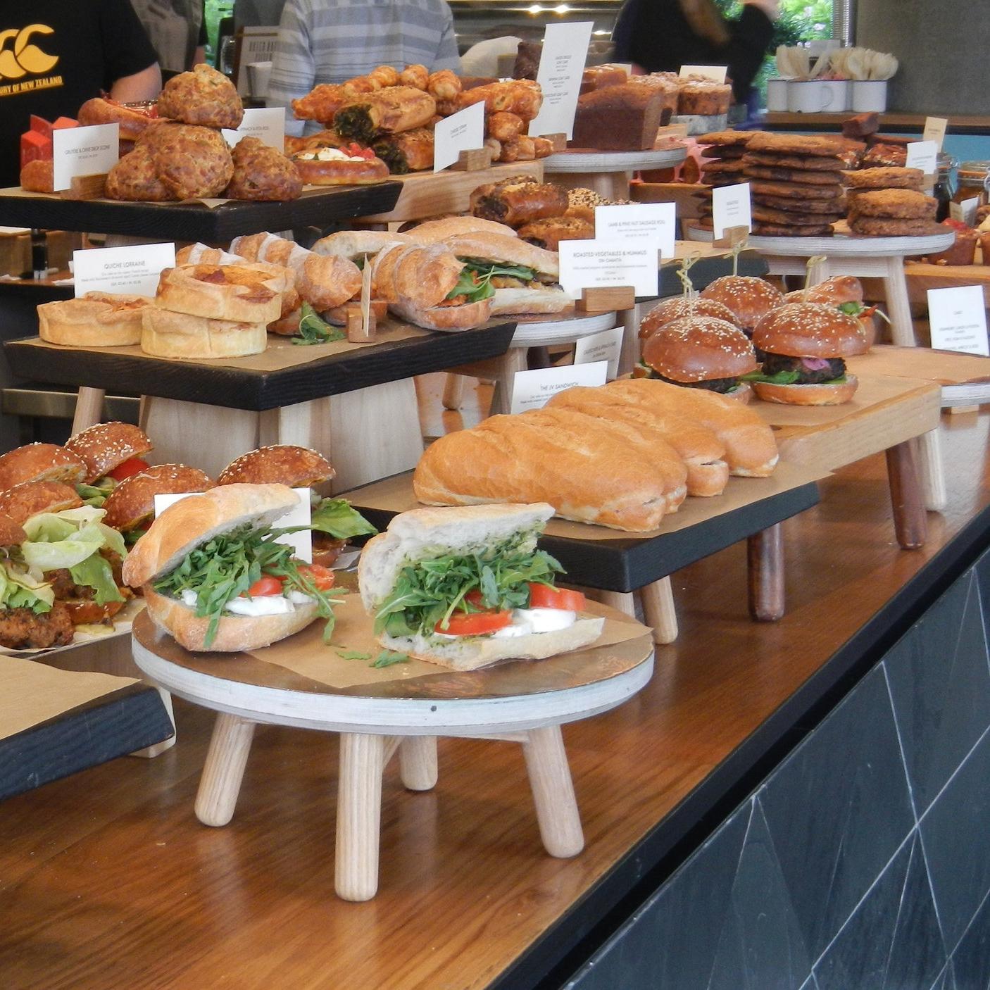 Gail's Artisan Bakery, London by The Doubtful Traveller