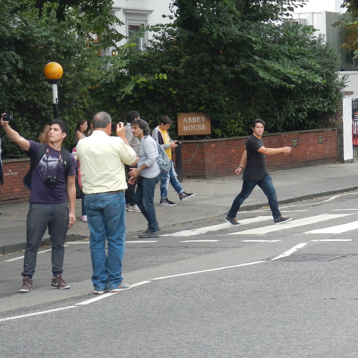 Abbey Road, London by The Doubtful Traveller