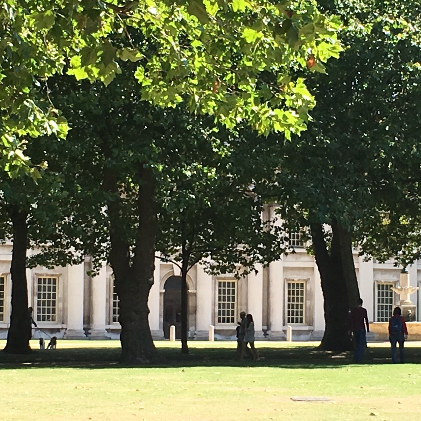 Royal Naval College, Greenwich by The Doubtful Traveller