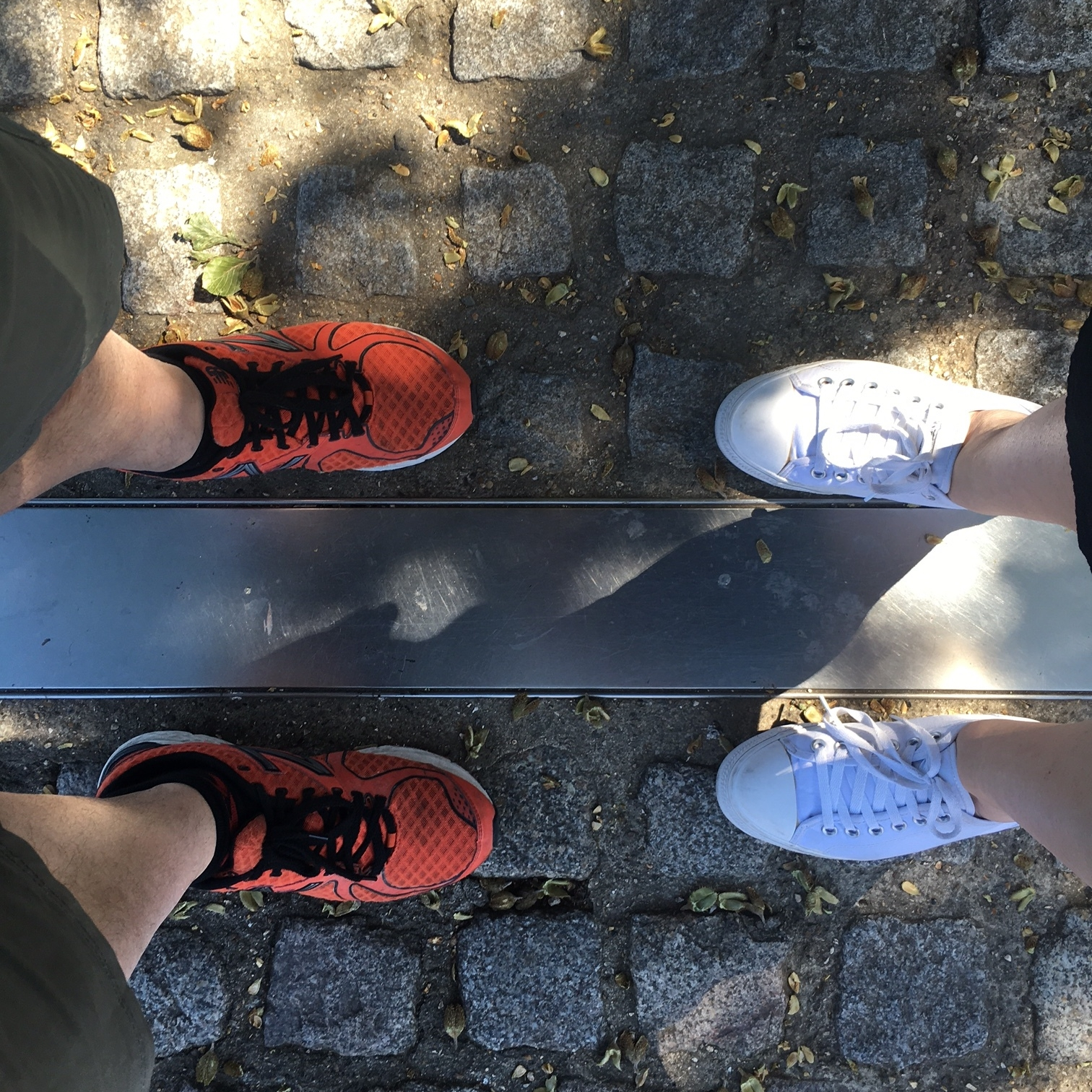 Prime Meridian, Greenwich by The Doubtful Traveller