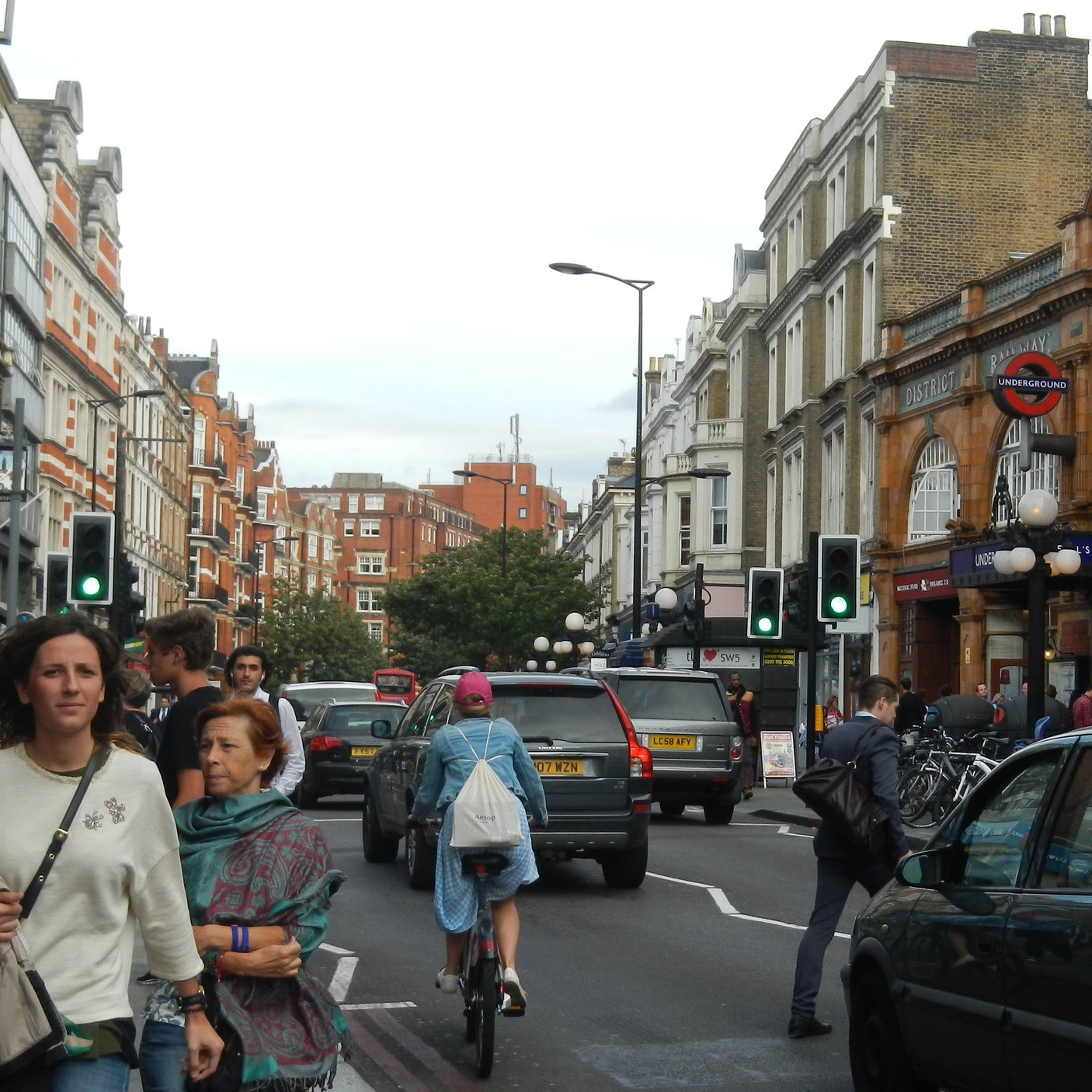 South Kensington, London by The Doubtful Traveller
