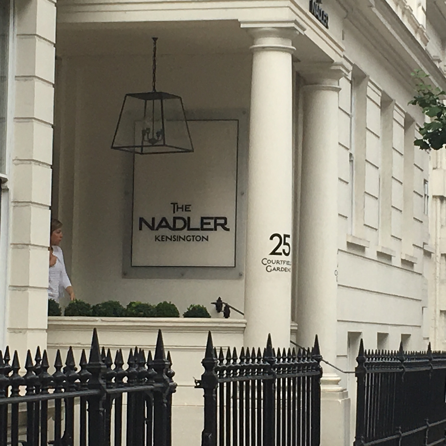 The Nadler, London by The Doubtful Traveller