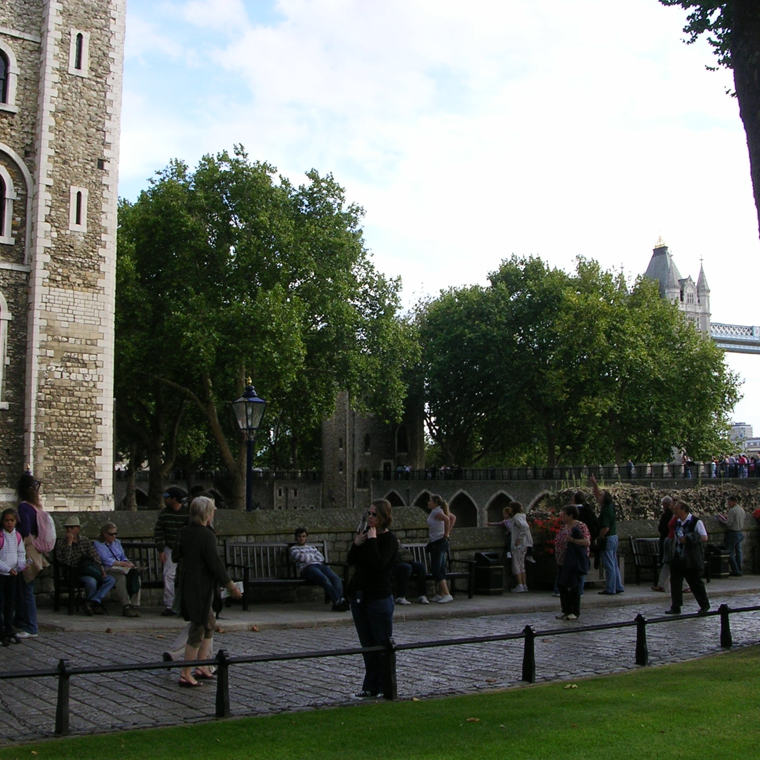 Tower of London by The Doubtful Traveller