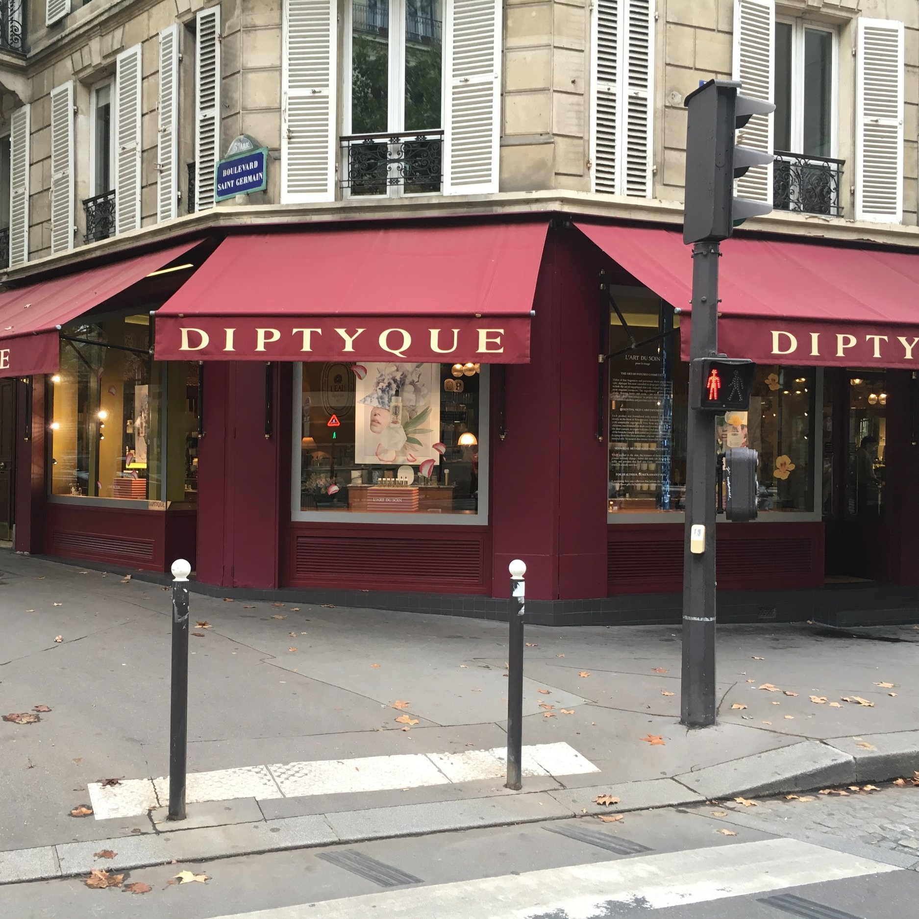 Diptyque, Paris by The Doubtful Traveller