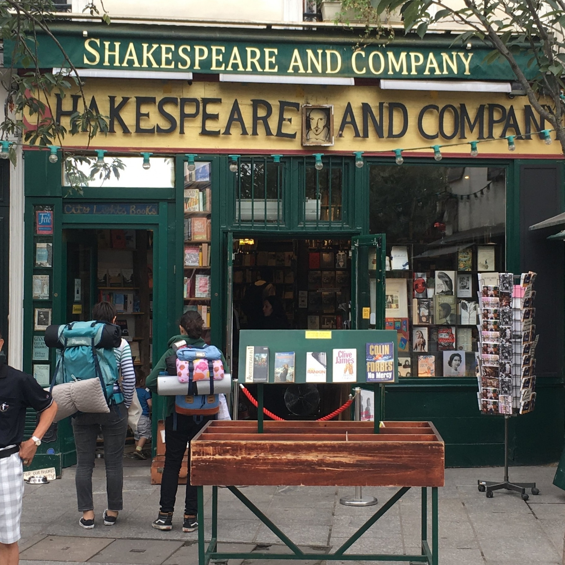 Shakespeare & Co, Paris by The Doubtful Traveller