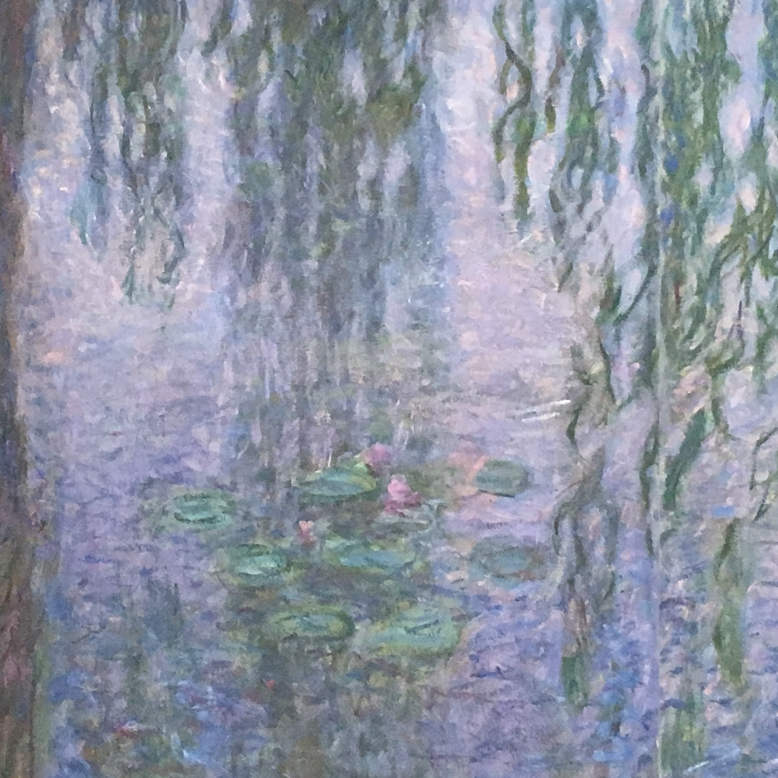 Monet's water lilies, Paris by The Doubtful Traveller