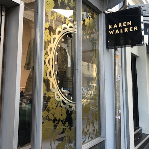 Karen Walker, Wakefield St, Wellington by The Doubtful Traveller