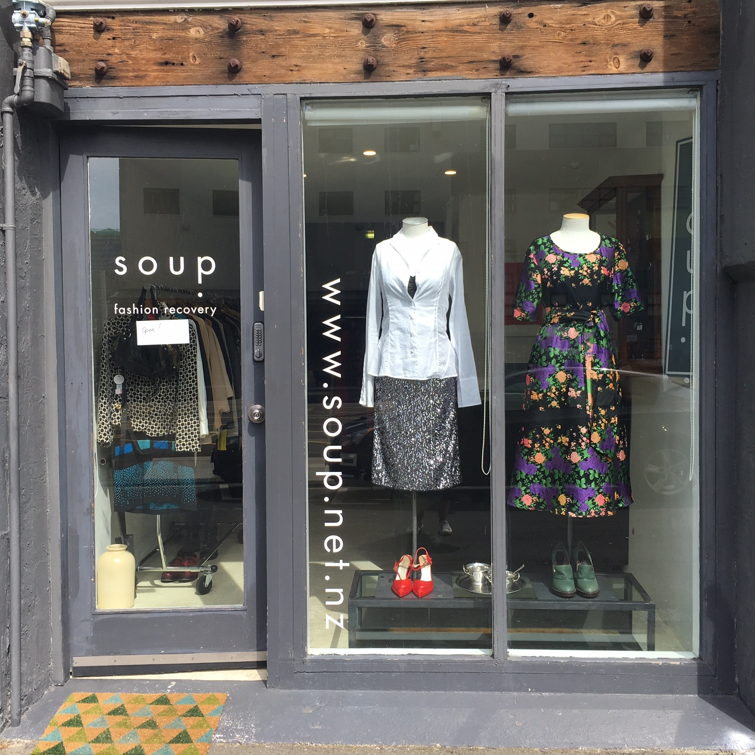 Soup, Wellington by The Doubtful Traveller