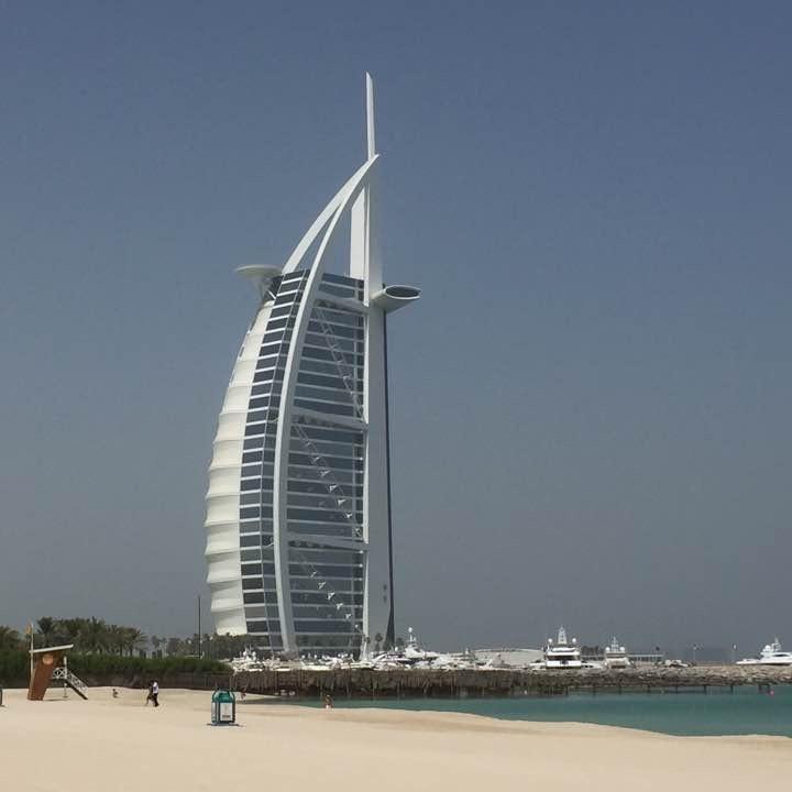 Dubai by Kevin Nansett for The Doubtful Traveller