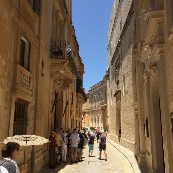 Valletta, Malta by Kevin Nansett for The Doubtful Traveller